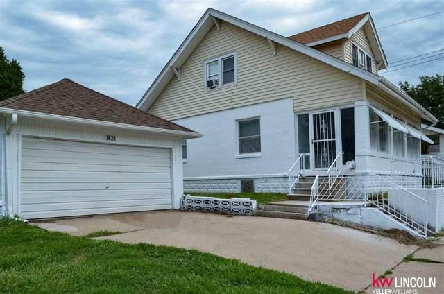 1624 S 27th Street, Lincoln, NE 68502 (MLS #22017418) :: Omaha Real Estate Group