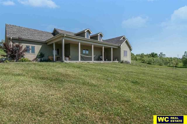 10775 County Road P29, Blair, NE 68008 (MLS #22018939) :: Omaha Real Estate Group