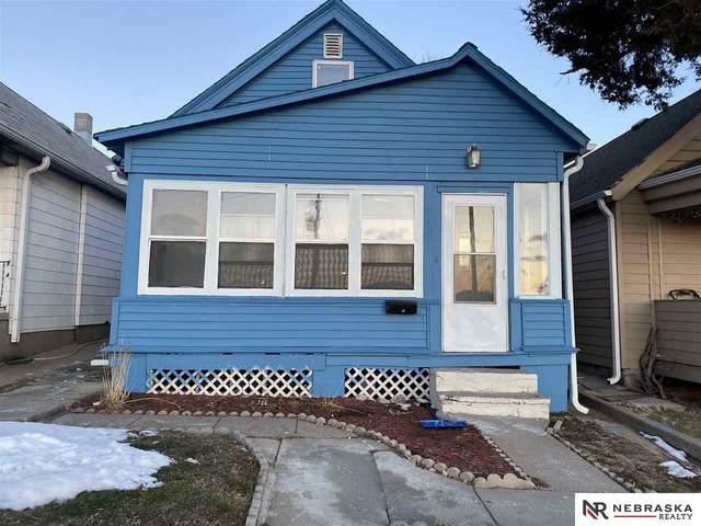 5435 S 24th Street, Omaha, NE 68107 (MLS #22100443) :: Omaha Real Estate Group