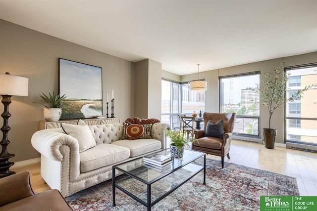 220 S 31st Avenue #3611, Omaha, NE 68131 (MLS #22117885) :: Catalyst Real Estate Group