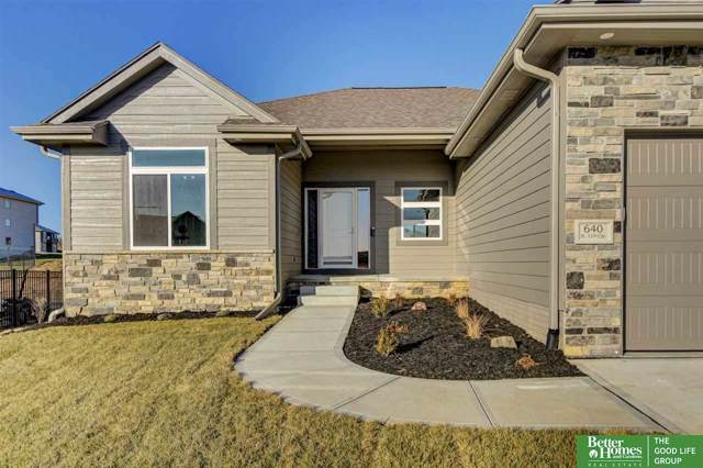 640 N 11th Circle, Springfield, NE 68059 (MLS #21917085) :: Omaha Real Estate Group