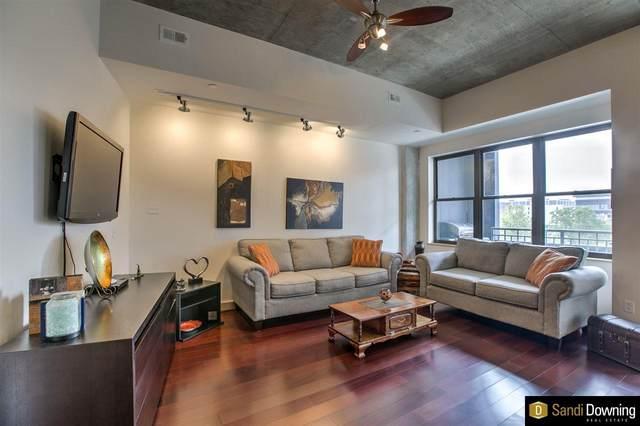 1308 Jackson Street #314, Omaha, NE 68102 (MLS #22027468) :: Lincoln Select Real Estate Group