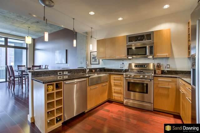 1308 Jackson Street #314, Omaha, NE 68102 (MLS #22017988) :: Omaha Real Estate Group