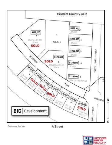 Blk 2 Lot 1 Hillcrest Trail, Lincoln, NE 68520 (MLS #21912858) :: Catalyst Real Estate Group