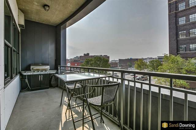 1308 Jackson Street #314, Omaha, NE 68102 (MLS #22027468) :: Capital City Realty Group
