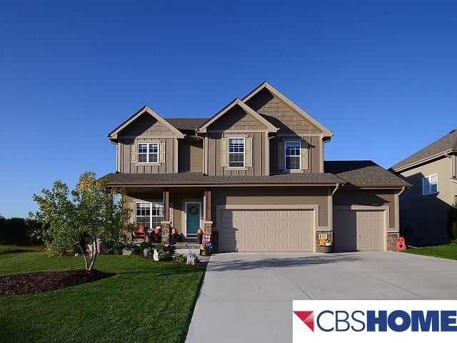 5502 N 154th Street, Omaha, NE 68116 (MLS #21719071) :: Omaha's Elite Real Estate Group