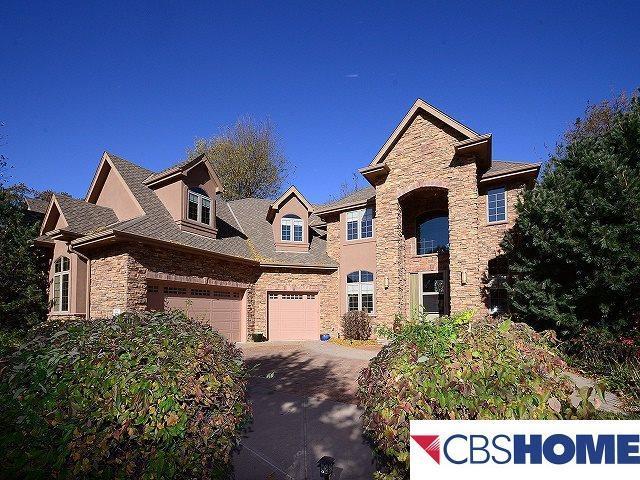 4510 Lake Forest Circle, Papillion, NE 68133 (MLS #21801183) :: Nebraska Home Sales