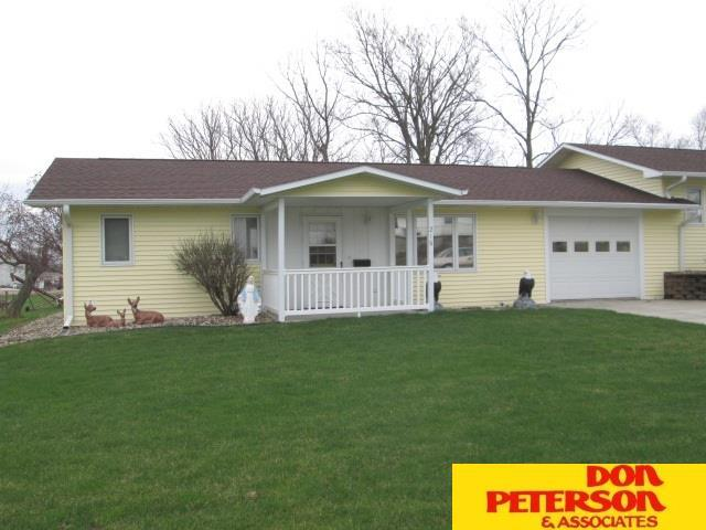 216 S Chambers, Coleridge, NE 68727 (MLS #21807196) :: Omaha's Elite Real Estate Group