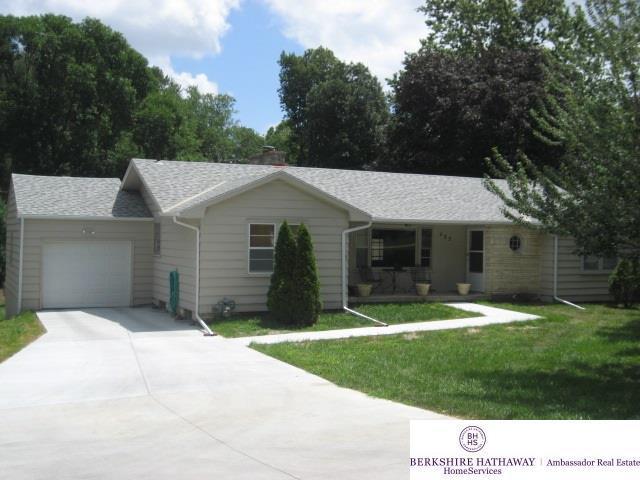 535 S 84 Street, Omaha, NE 68114 (MLS #21812817) :: Omaha Real Estate Group