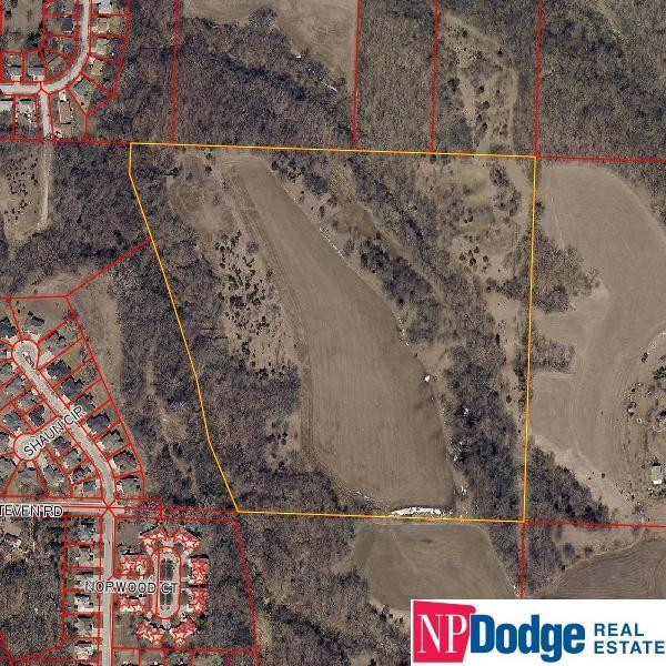 38 acres Steven Road, Council Bluffs, IA 51503 (MLS #21815722) :: Omaha's Elite Real Estate Group