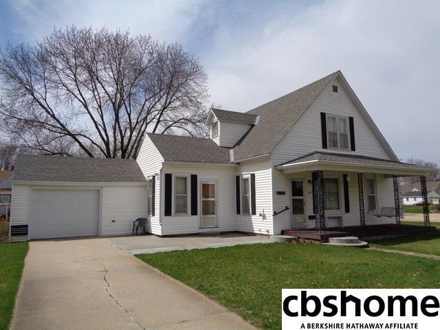 317 7th Street, Scribner, NE 68057 (MLS #21818291) :: Omaha's Elite Real Estate Group