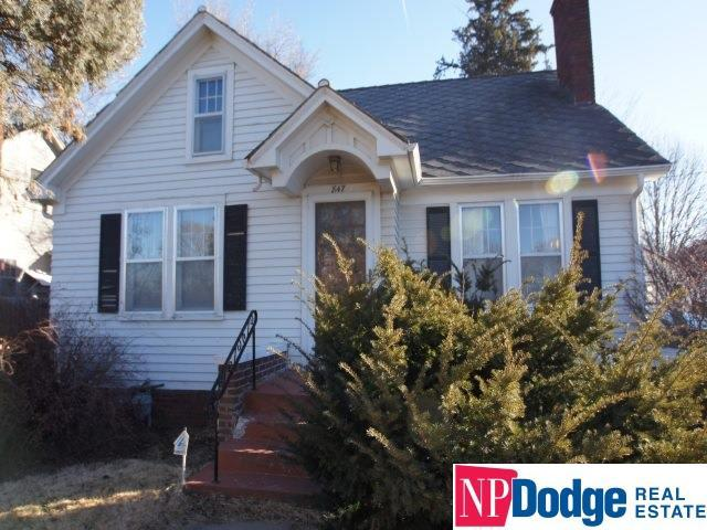 847 S 60 Street, Omaha, NE 68106 (MLS #21900504) :: Dodge County Realty Group