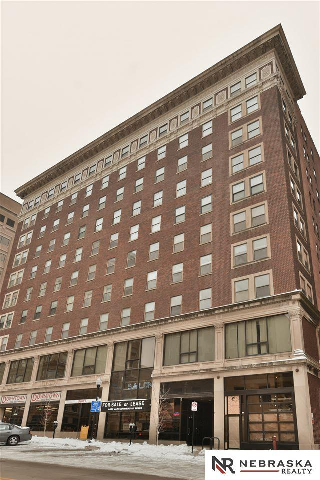 312 S 16 Street #502, Omaha, NE 68102 (MLS #21900834) :: Complete Real Estate Group