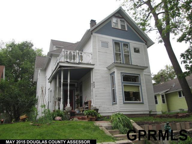 822 N 42 Street, Omaha, NE 68131 (MLS #21902154) :: Dodge County Realty Group