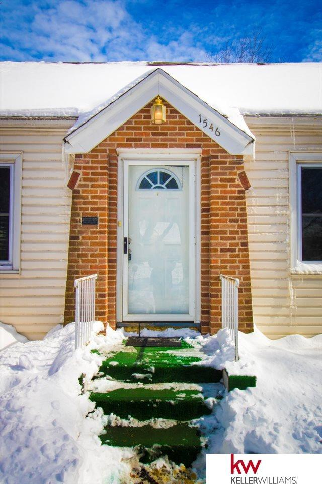 1546 N Colson Avenue, Fremont, NE 68025 (MLS #21903453) :: Dodge County Realty Group