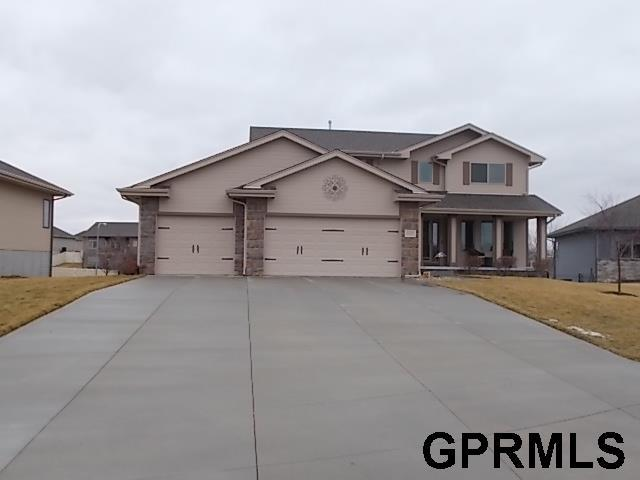 21314 Castlerock Lane, Gretna, NE 68028 (MLS #21903569) :: The Briley Team