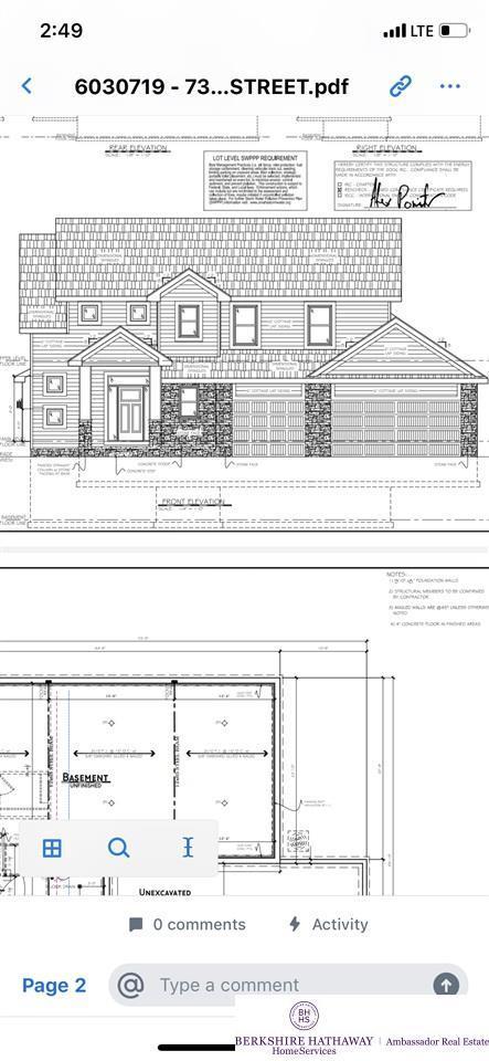 7306 Von Street, Papillion, NE 68046 (MLS #21905455) :: Nebraska Home Sales