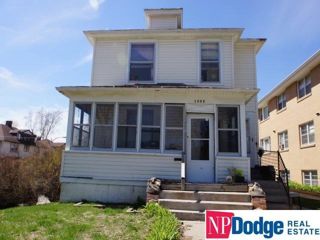 1302 N 40 Street, Omaha, NE 68131 (MLS #21906291) :: Dodge County Realty Group