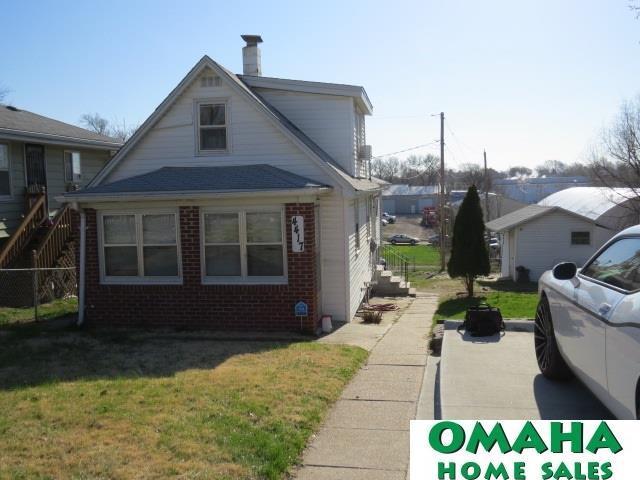 4417 S 38 Street, Omaha, NE 68107 (MLS #21906391) :: Omaha Real Estate Group