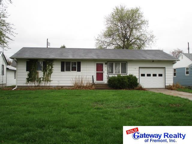 421 W 9th Street, North Bend, NE 68649 (MLS #21906884) :: Omaha Real Estate Group