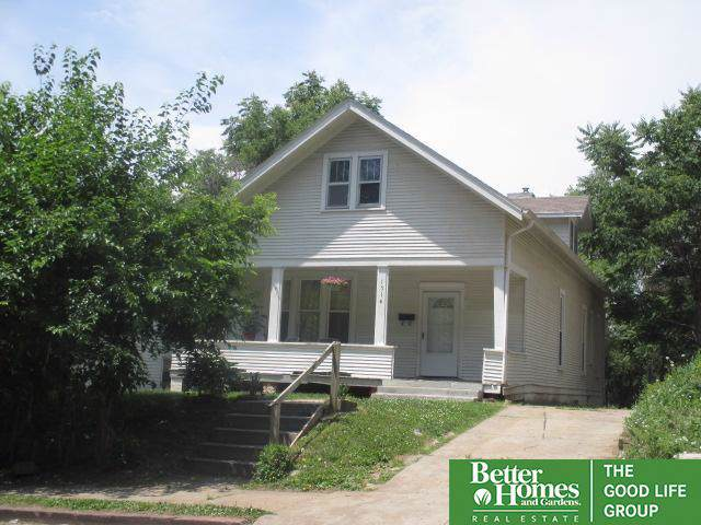 1514 S 26th Street, Omaha, NE 68105 (MLS #21922001) :: Omaha Real Estate Group