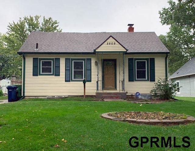2509 Franklin Street, Bellevue, NE 68005 (MLS #21922902) :: Omaha Real Estate Group