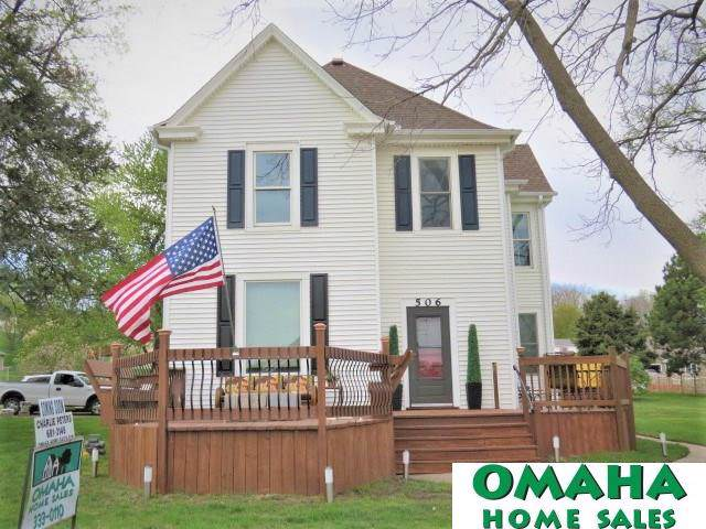 506 N 14th Street, Fort Calhoun, NE 68023 (MLS #21926061) :: Omaha Real Estate Group