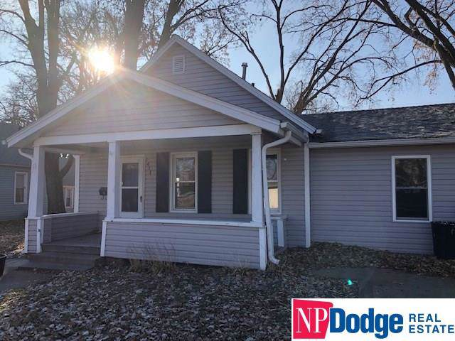 1411 Nebraska Street, Blair, NE 68008 (MLS #21927868) :: Lincoln Select Real Estate Group
