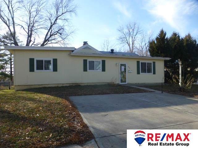529 E 3rd Street, Papillion, NE 68046 (MLS #21928096) :: Lincoln Select Real Estate Group