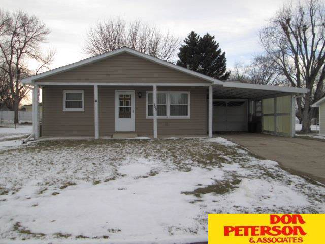 306 S Aberley Avenue, Hartington, NE 68739 (MLS #21928966) :: Omaha Real Estate Group
