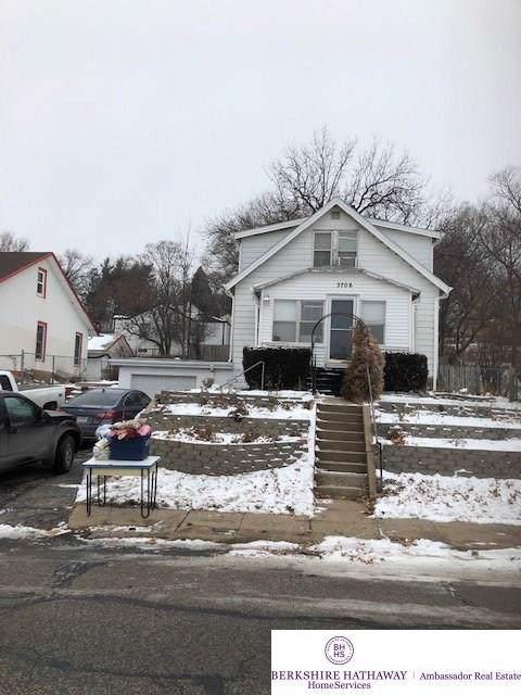 3706 N 48 Street, Omaha, NE 68104 (MLS #22000935) :: Omaha Real Estate Group