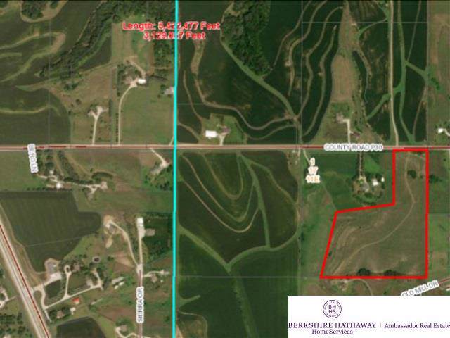 0 County Road P30, Blair, NE 68008 (MLS #22000964) :: Omaha Real Estate Group
