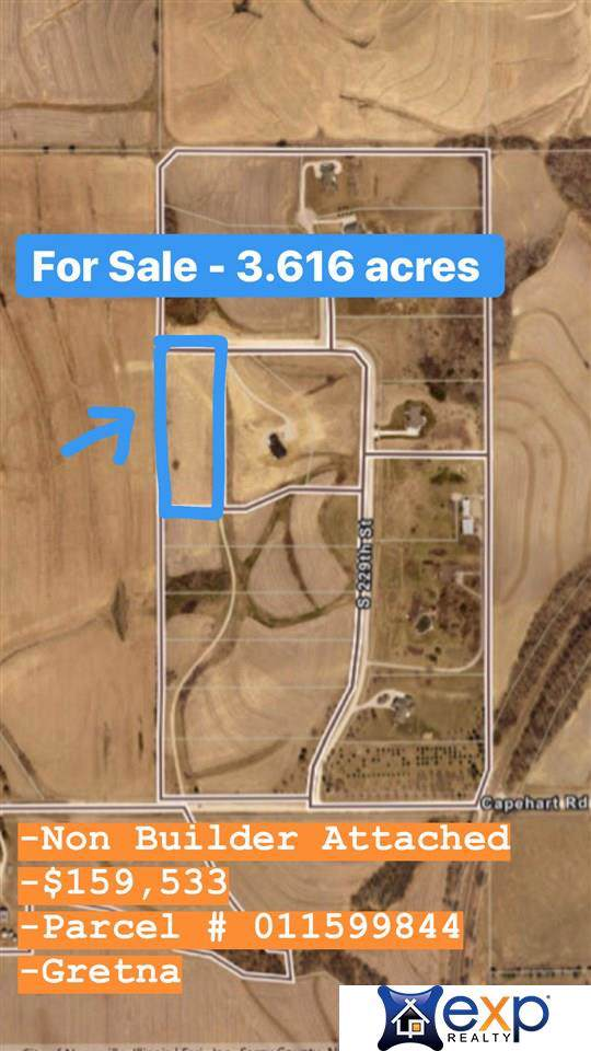 229th Grand Vista Drive, Gretna, NE 68028 (MLS #22001494) :: Lincoln Select Real Estate Group