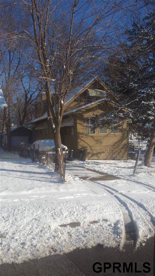 4319 N 40 Street, Omaha, NE 68111 (MLS #22001686) :: Dodge County Realty Group