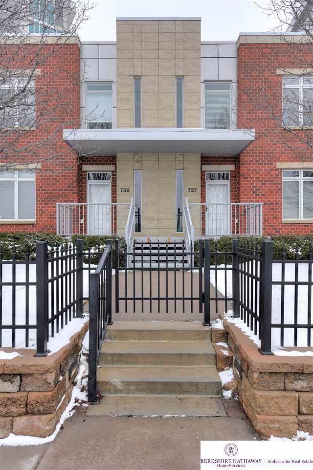 737 Riverfront Drive, Omaha, NE 68102 (MLS #22002211) :: Complete Real Estate Group