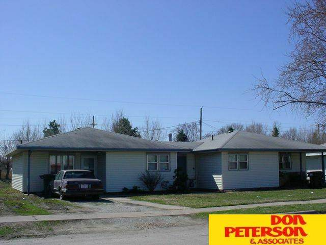 329-331 Jefferson Road, Fremont, NE 68025 (MLS #22004115) :: Dodge County Realty Group