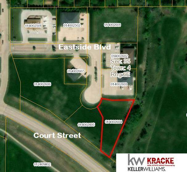 0 Eastside Boulevard, Beatrice, NE 68310 (MLS #22004818) :: Catalyst Real Estate Group
