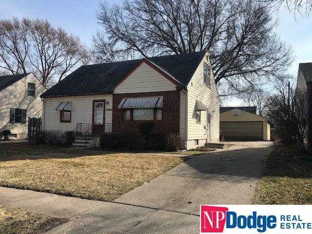 1320 N Hancock Street, Fremont, NE 68025 (MLS #22006989) :: Omaha Real Estate Group