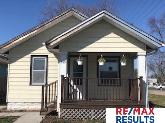 749 N Hancock Street, Fremont, NE 68025 (MLS #22007546) :: Stuart & Associates Real Estate Group