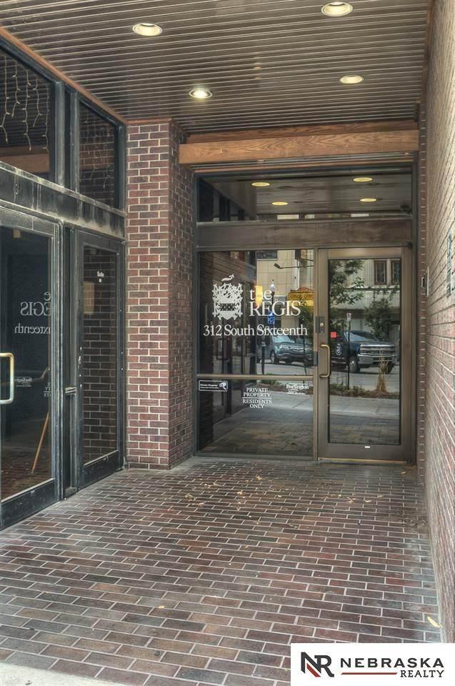 312 S 16th Street #203, Omaha, NE 68102 (MLS #22009226) :: Cindy Andrew Group