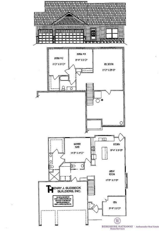 2015 Geri Circle, Bellevue, NE 68147 (MLS #22011199) :: Catalyst Real Estate Group