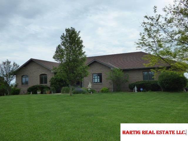 5701 Prairie Lake Dr. Drive, Firth, NE 68358 (MLS #22013323) :: Stuart & Associates Real Estate Group