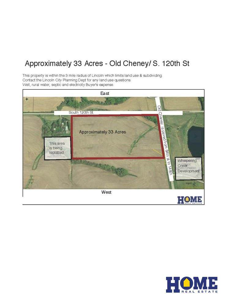 TBD 120th & Old Cheney Road - Photo 1