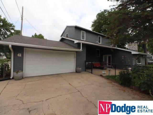 41 Carter Lake Drive, Carter Lake, IA 51510 (MLS #22016130) :: Dodge County Realty Group