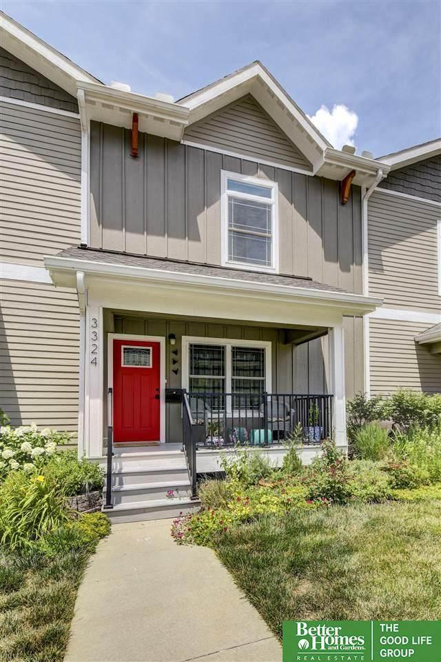 3324 Davenport Street, Omaha, NE 68131 (MLS #22016641) :: Omaha Real Estate Group