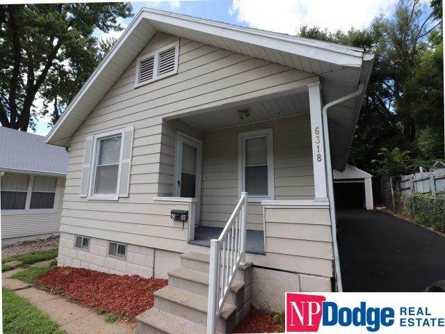 6318 Blondo Street, Omaha, NE 68104 (MLS #22019291) :: Omaha Real Estate Group