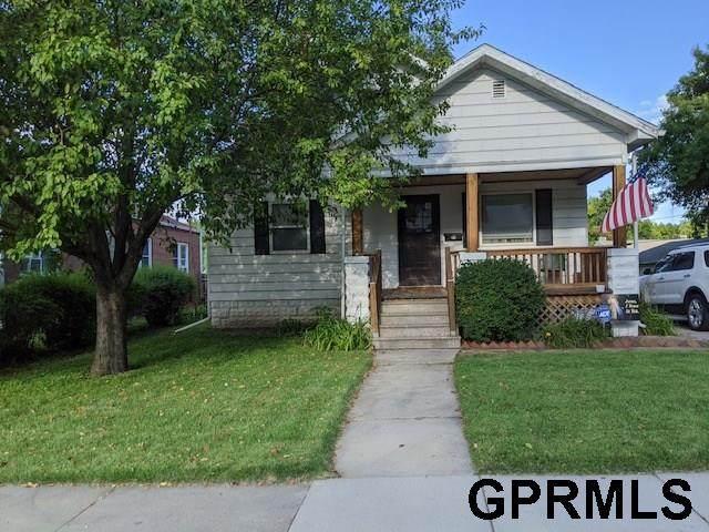 708 N 35 Street, Lincoln, NE 68503 (MLS #22020415) :: Dodge County Realty Group