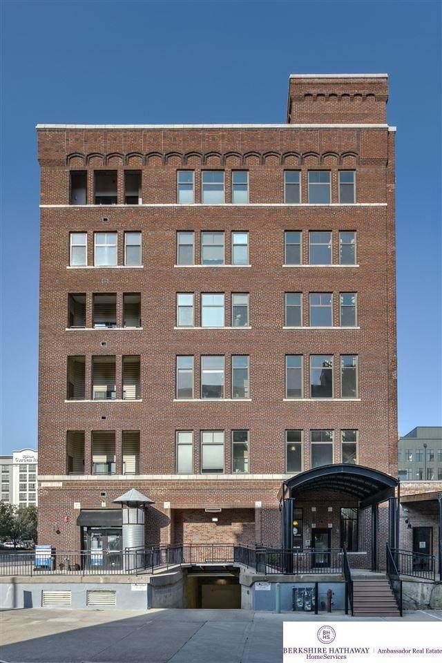 902 Dodge Street #503, Omaha, NE 68102 (MLS #22023198) :: Capital City Realty Group