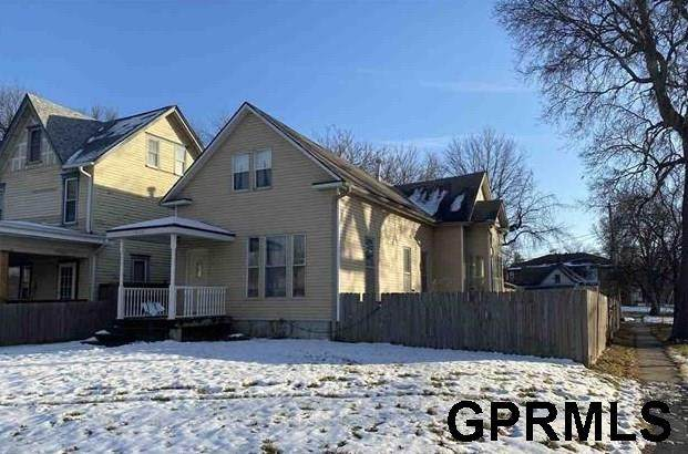 1605 Washington Street, Lincoln, NE 68502 (MLS #22100944) :: Lincoln Select Real Estate Group