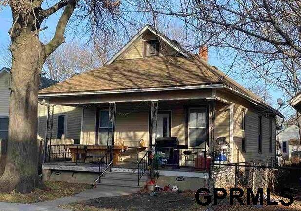 1110 N 28th Street, Lincoln, NE 68503 (MLS #22100946) :: Lincoln Select Real Estate Group